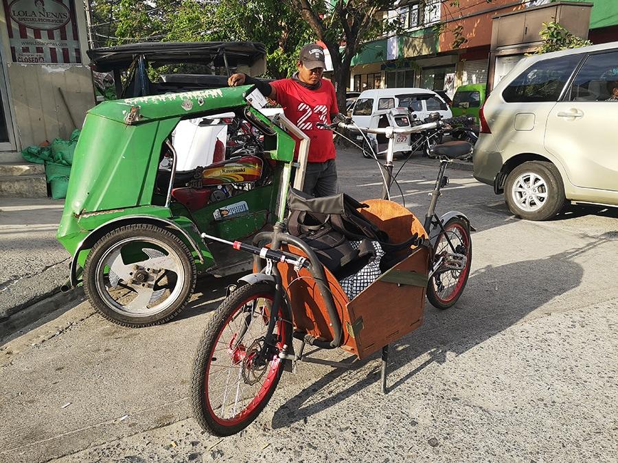 Compact Utility Bike or CUB